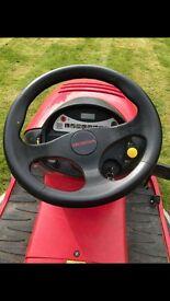 Honda ride on mover 2011 model