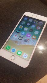 Iphone 6s plus 16gb unlocked mint condition