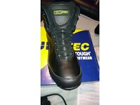 Eurotec brand new work boots size 6. £30