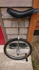 Diamondback unicycle