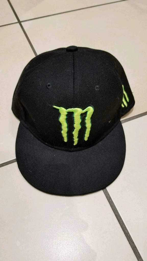 bb62de4dfba Monster energy cap - new