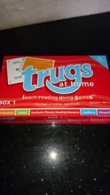 Trugs Reading Game