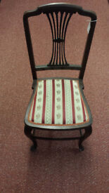 ANTIQUE CHAIR from Edwardian era 1901-1910