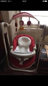 Chicco Polly Up Swing Chair
