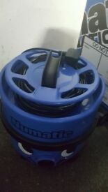 Numatic vacuum cleaner only used once