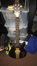 Vantage electric guitar