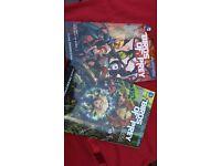 DC COMIC - BIRDS OF PREY volumes 1& 2