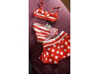 NEW Girls swimwear age 4 - 5