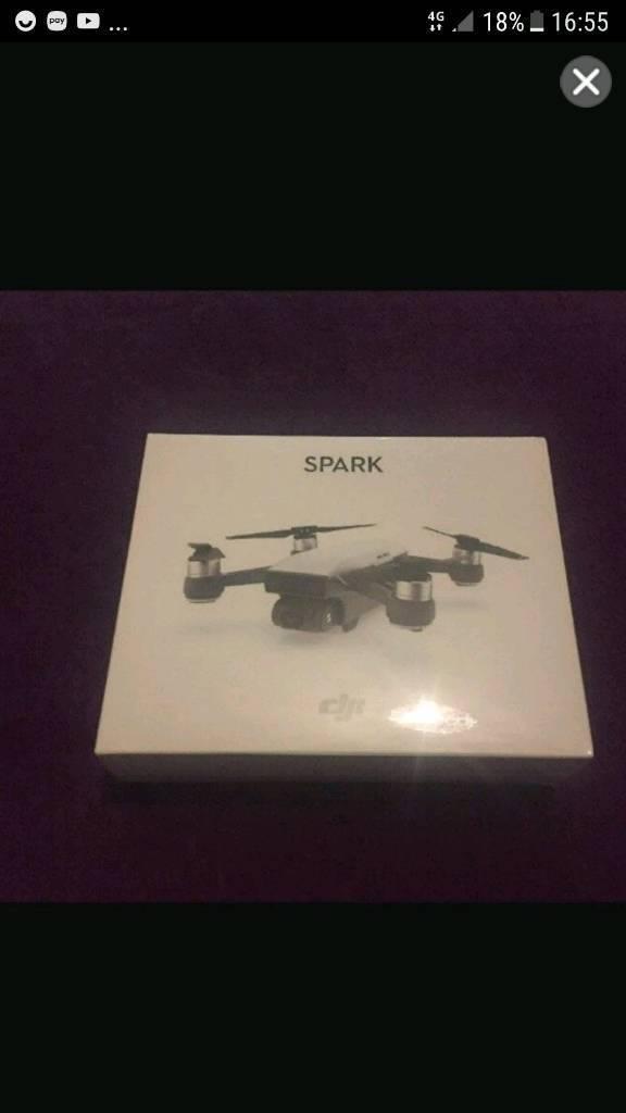 Spark drone brand new