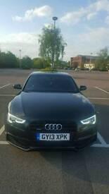 Audi A5 sportback Quattro Black edition S Line