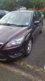 Price droped Ford focus 1.6 2008 manual