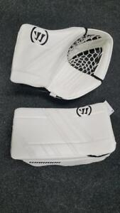Warrior G4 Pro Gloves with removable palm & liner