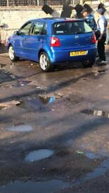 vw polo 1.2 spears OR repairs