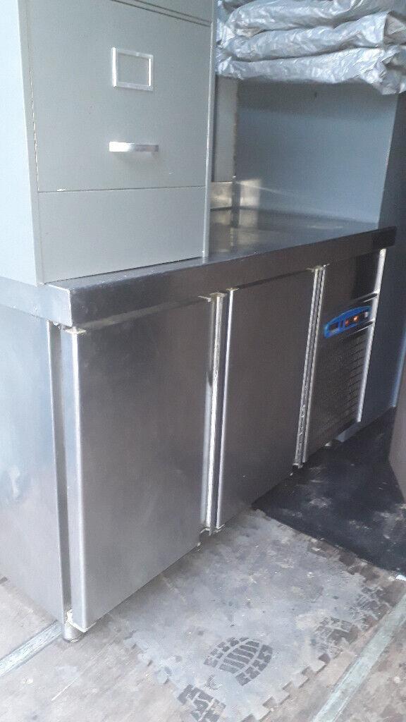 Pleasant Stainless Steel Workbench With Storage Perfect For Garage Workshop Or Studio In Sudbury Suffolk Gumtree Spiritservingveterans Wood Chair Design Ideas Spiritservingveteransorg