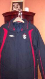 Umbro Rangers Jacket