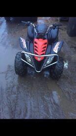150cc quad spares or repair