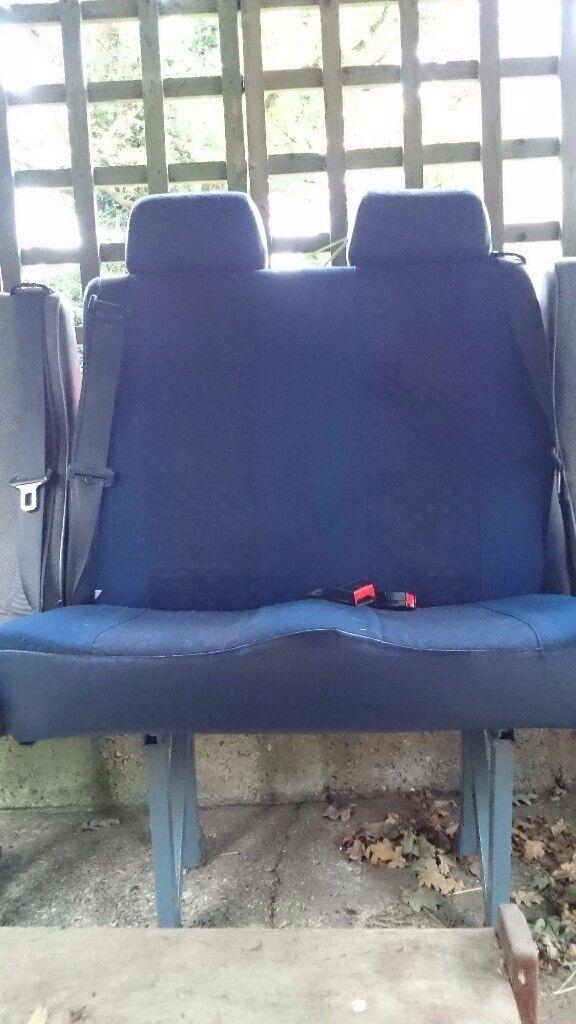 Minibus seats / van seats Double and singles