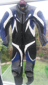 Ladies One-piece Motorcycle leathers