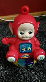 Vtech Teletubbies Po Rock and Roll Learning