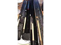 Top Brand Match/Feeder rods