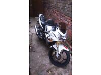 Skyjet 125 11 months mot ... Age related scuffs.. Starts and runs fine.