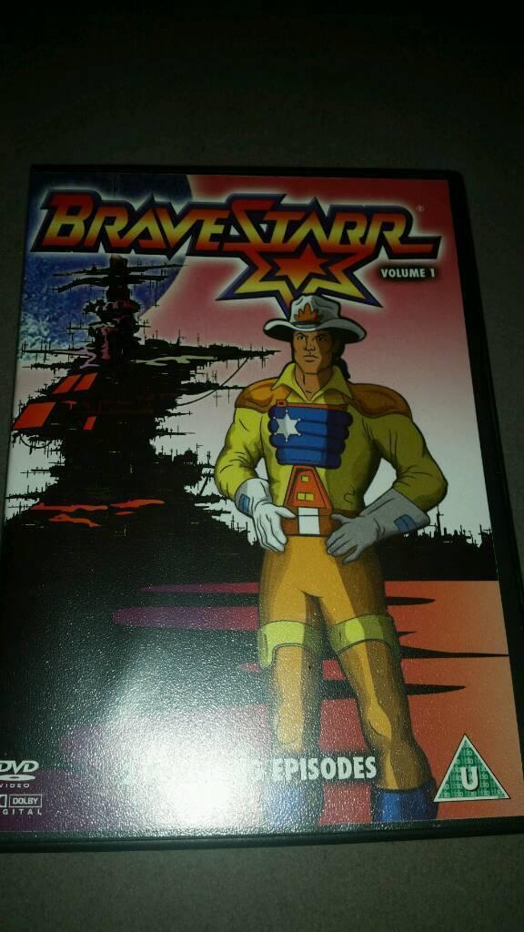 Bravestarr Volume 1 - 80s Kids Tv Dvd