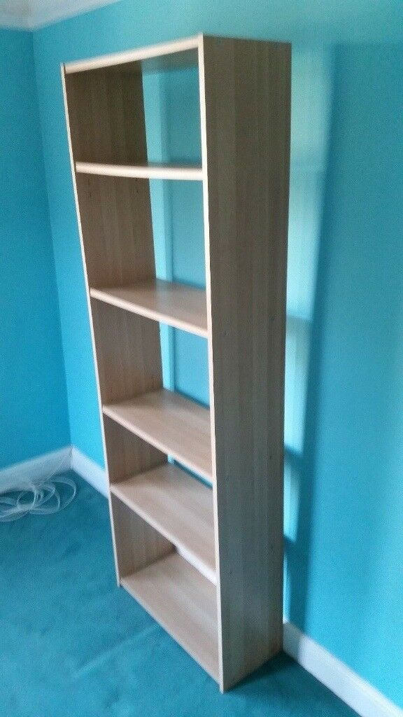 Beech Effect Ikea Bookcase