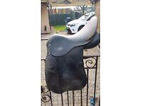 16.5 in Medium wide GP saddle