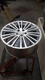 Golf r32 alloy wheel