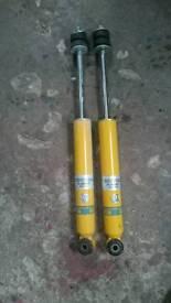 Corsa b bilstein b6 rear shock absorbers
