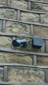 Fully fitted cctv system