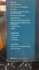 Digital tv revorder