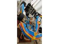 Alonso Go Kart 125cc senior engine