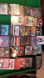 Dvd and CD bundle
