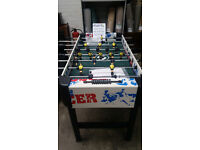 Lovely soccer table
