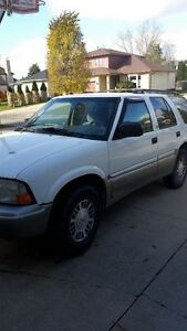 2000 GMC Jimmy for sale! In good condition!