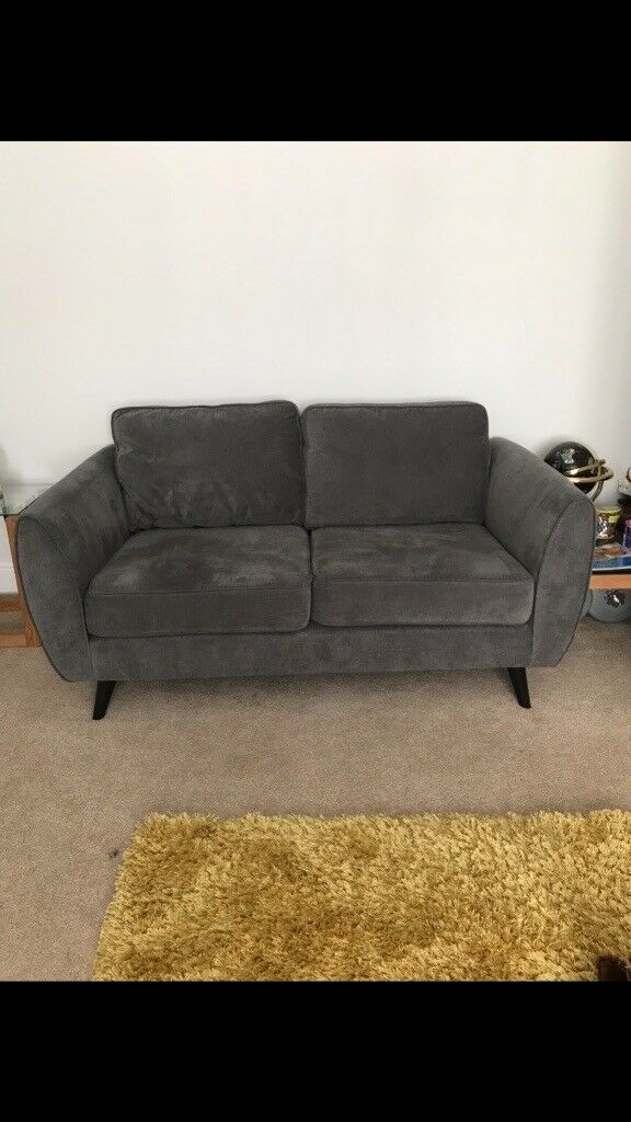 Nearly New Two And Three Seater Sofas From Dfs