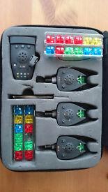 pro logic The Unit remote alarms.