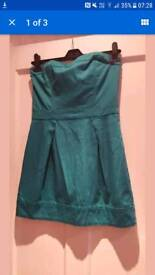 French Connection Wizard Dress Green 12