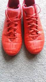 Adidas X 16.3 childrens Astro Turf Trainers/ Boots