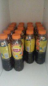 Lipton Peach Ice Tea ( 18 bottles )