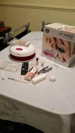 Brand new nail extension kit
