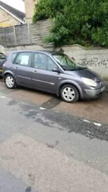 Renault Scenic car 2003