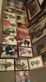 John Wayne pictures frames