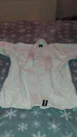 Childs Judo uniform 140 cm - Gi jacket and trousers