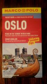 Oslo guide book brand new