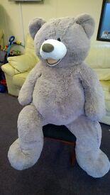"Big plush bear 53"""