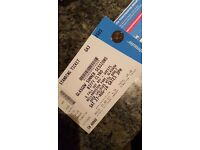Biffy Clyro Bellahouston Park 27th August 2016