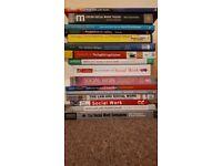 SOCIAL WORK BOOKS JOB LOT (16) £50
