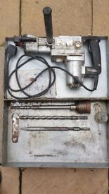 Drill breaker hamer drill heavy duty professional equipment!110vCan deliver or post